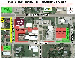 jh parking map